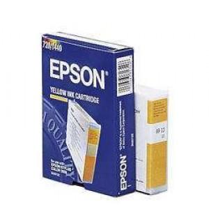S020122 Картридж для Epson Stylus Color3000/ Pro 5000 Yellow  (3200стр.)