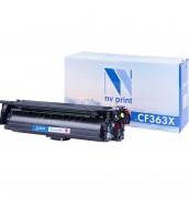 CF363X Картридж NV Print пурпурный, совместимый (9500стр.)