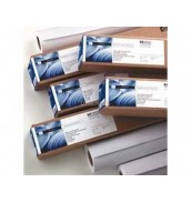 C6035A HP Bright White Inkjet Paper. Ярко-белая бумага HP для струйной печати, 24, 610мм x 45.7м, 9