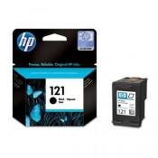 CC640HE HP 121Bk Принт-картридж черный д...