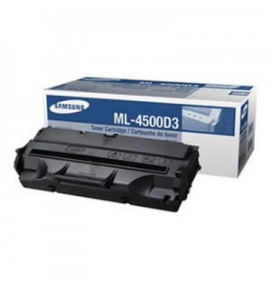 Уцененный черный Тонер-картридж Samsung ML-4500D3
