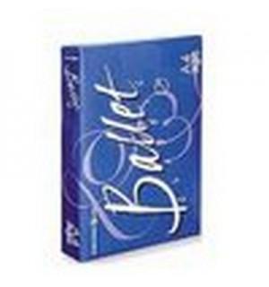 A4 офисная Бумага Ballet Classic Баллет классик А4, белизна 153% CIE, 80 г/ м2, 500 листов