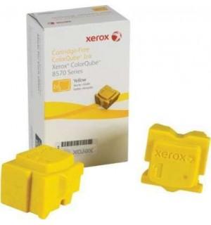 108R00938 Чернила желтые  (4,4K) XEROX ColorQube 8570
