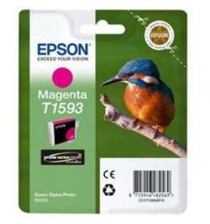 T1593 OEM Картридж для Epson Stylus Photo R2000 Magenta OEM