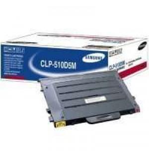 CLP-510D5M Samsung Пурпурный тонер-картридж (5000 стр.)