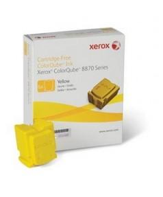 108R00960 Чернила для цветного Xerox Phaser 8870 Yellow (6 шт., 17300 стр.)
