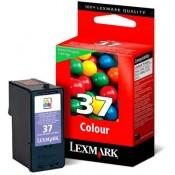 18C2140E LEXMARK №37 Картридж цветной дл...