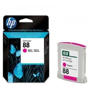 УЦЕНЕННЫЙ пурпурный картридж HP C9387AE №88 для плоттеров HP OfficeJet Pro