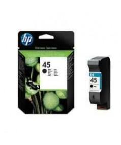 51645AE HP 45 Картридж для HP DJ 7х0/ 8xx/ 9xx/ 1100/ 1120/ 1125/ 1180/ 1220/ 1280/ 1600/ 6122/ 6127/ 9300, DesignJet 700/ 750/ 755; PhSm 1000/ 1100/ 1115/ 1215/ 1218/ 1315; OJ 1150/ 1170/ 1175/ t45/ t65/ r45/ r65/ q55/ q85/ q95/ k60/ k80, fax 1220 (930ст