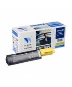 S050187 Совместимый картридж NV print для Epson AcuLaser C1100, CX11N/ CX11NF Yellow (4000стр.)