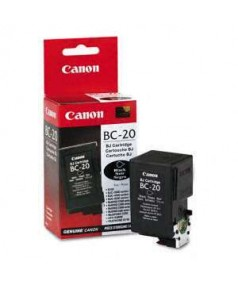 BC-20 [0895A002] Картридж к BJC 2000/ 2100/ 4xx0/ 5*00; S-100; MultiPASS С20/ C30/ C50, Apple StyleWriter 2400/ 2500, Ricoh FAX 880MP, Panas. FAX KX-F1600/ UF-342 (900 стр.)