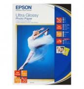 S041944BH Бумага Epson Ultra Glossy Photo Paper (13х18см), 300 г/ м2, (50л)