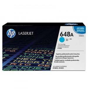 CE261A / CE261AC №648А Голубой картридж HP Color LJ для CP4020/ 4025/ 4025dh/ 4025n/4520/ 4525 (11000стр)