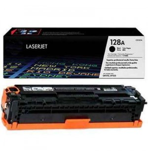 CE320A №128A Kартридж черный для  HP LJ для PRO CM1415fn; P1525N/CP1520 /CP1525NW (2000стр)