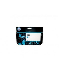 B3P19A HP 727 Картридж с голубыми чернилами для принтеров HP Designjet T1500/ T2500/ T920 серии ePrinter, 130 мл