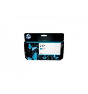 B3P19A Картридж HP 727 с голубыми чернилами для принтеров HP Designjet T1500/ T2500/ T920 серии ePrinter, 130 мл