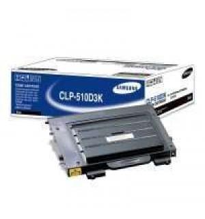 CLP-510D3K Samsung Черный тонер-картридж (3000 стр.)