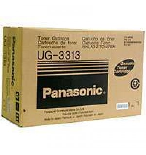 UG-3313 Тонер-картридж для Panasonic UF-550/ 560/ 770/ 880/ 885/ 895/ DX1000/ DX2000 (10000 стр.)