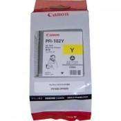 PFI-102Y (Yellow) [0898B001] Картридж с...