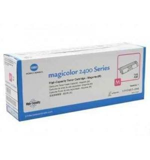 1710589-006 [A00W232] Magenta (4.5K) Картридж красный  для Konica-Minolta MagiColor 2400/2400W, (450