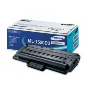 ML-1520D3 Samsung Тонер-картридж, оригинальный, черный.