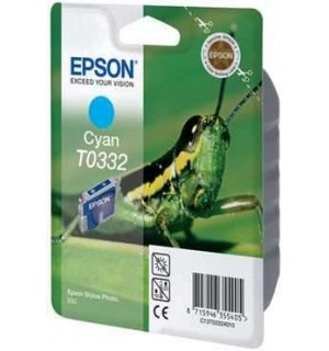 T0332 / T033240 Картридж для Epson Stylus Photo 950 Cyan (440 стр.)