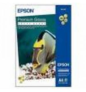 S041706  5 УПАКОВОК Бумага Epson Premium Glossy Photo Paper (10х15см) 20л*5= 100 ЛИСТОВ