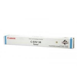 C-EXV34 Cyan [3783B002] Тонер-картридж Canon для  IR ADV C2020/2030 , голубой