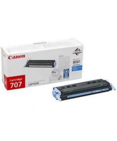 Canon Cartridge 707C [9423A004] Картридж для Canon Laser Shot LBP5000, LBP5100 (2000 стр.) Cyan