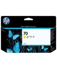 C9454A HP 70 Картридж Yellow для Hewlett Packard DesignJet Z2100/ Z3100/ Z3200 (130 мл.)
