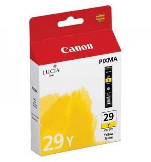 PGI-29Y [4875B001] Картридж для PIXMA PRO-1. Жёлтый. 36мл.