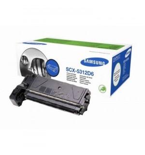 Уцененный черный тонер-картридж Samsung SCX-5312D6