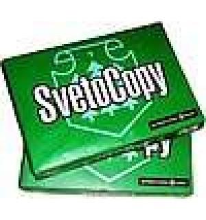 A4 офисная Бумага SvetoCopy, 80 г/ м2, 96%, 146% (CIE), 500 листов
