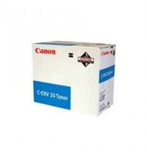 C-EXV20 Сyan [0437B002] Тонер-картридж Canon для imagePRESS C6000VP/ 7000VP, синий