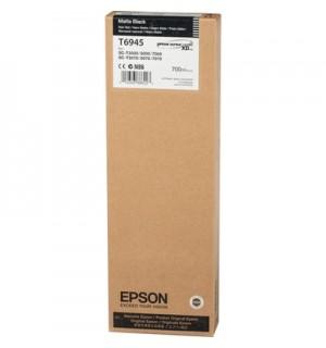 T6945 / T694500 XXL Картридж для Epson SureColor SC-T3000/ T5000/ T7000 ( 700 ml ) MBlack