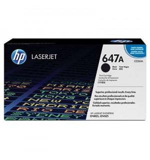 CE260A №647А Черный картридж HP Color LJ для CP4020/ 4025/ 4025dh/ 4025n/4520/ 4525 (8500стр)