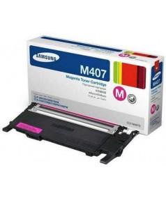 CLT-M407S Картридж Samsung к цветным принтерам для CLP-320/320N/325 / CLX-3185/3185N/3185FN  Magenta