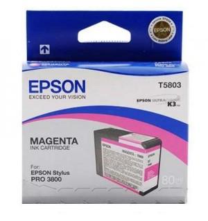 УЦЕНЕННЫЙ 2 T5803 Картридж для Epson Stylus Pro 3800 Magenta
