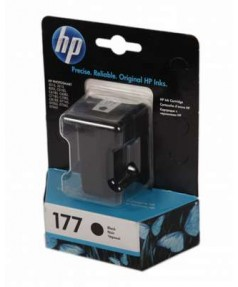 C8721HE HP 177 Картридж black малый, для HP PhotoSmart 3108, 3110, 3207, 3210, 3210A, 3210V, 3213, 321