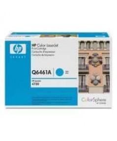 Q6461A / Q6461AC HP 644А Картридж для HP Color LaserJet 4730, Cyan, 12000стр.