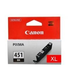 CLI-451XLBK [6472B001] Картридж Черный для PIXMA MG5440/5540/6340/6440/7140, iP7240, MX924. 4425 страниц.