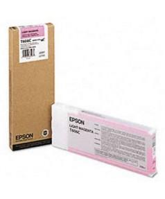 T606C / T606C00 Картридж для Epson Stylus Pro 4800, Light-Magenta (220мл.)