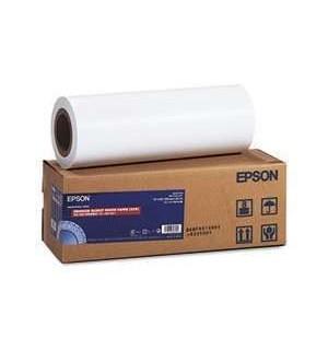 Рулон S041742 Premium Glossy Photo Paper Непрозрачность 96%. Белизна 93%. Плотность 260 г/ м2 (16, 406мм х 30.5м.)