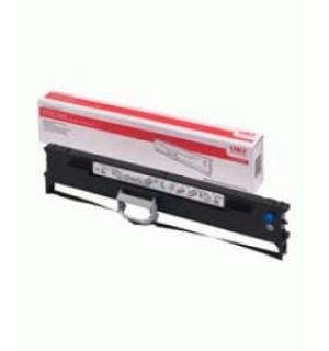43503602/43503601 OKI Microline 6300FB  4 млн. знаков, черный картридж (красящая лента)