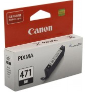 CLI-471BK [0400C001] Картридж Canon черн...