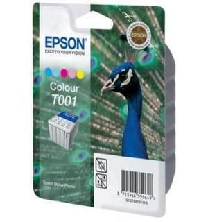 T001 / T001011 Картридж для Epson Stylus Photo 1200 цветной (330 стр.)