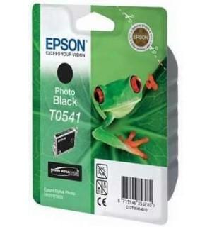 T0541 / T054140 Картридж EPSON Stylus Photo R800/ R1800 Photo Black (400стр.)