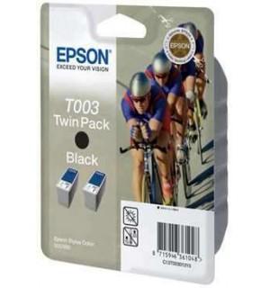 T003 / T003011 / T003012 Картридж для Epson Stylus Color 900/ 980 черный  (840 стр.) , 1шт.