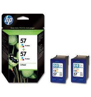 УЦЕНЕННАЯ двойная упаковка картриджей HP C9503AE для HP PhotoSmart