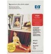 Q2503A HP Premium+ Photo Paper. Глянцевая фотобумага высш. кач-ва, 10х15, 280 г/ м2 (20 л.)